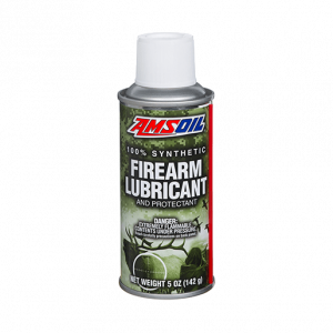 Amsoil 100% Synthetic Firearm Lubricant and Protectant FLPSC