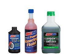 Amsoil Power Steering and Suspension Fluid
